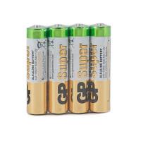 Батарейки GP Super AAA 4 шт пальчик